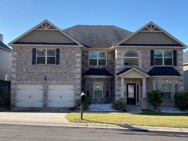 3079 Park Ridge Drive, Grovetown, GA 30813 (MLS #447818) :: Young & Partners