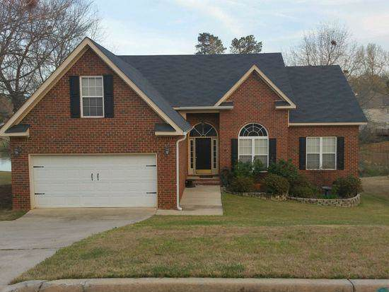 5389 Victoria Falls, Grovetown, GA 30813 (MLS #447837) :: Young & Partners