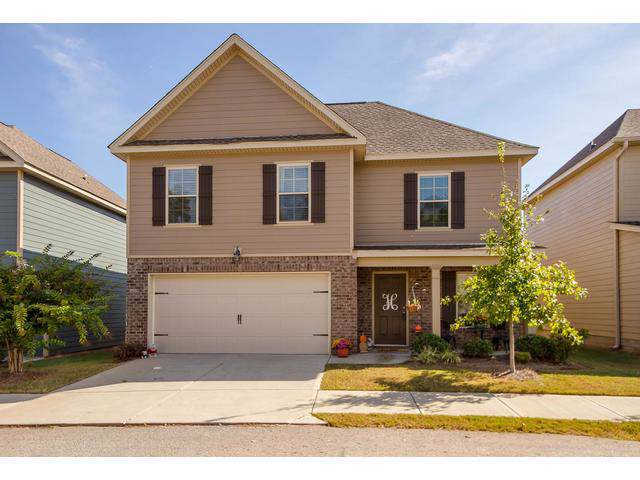 5530 Connor Drive, Martinez, GA 30907 (MLS #447867) :: Young & Partners