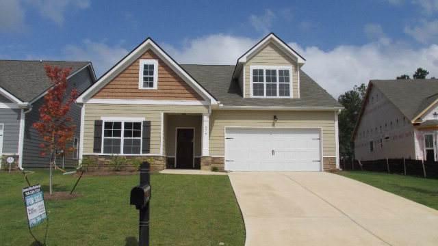 279 Tulip Drive, Evans, GA 30809 (MLS #448231) :: Shannon Rollings Real Estate