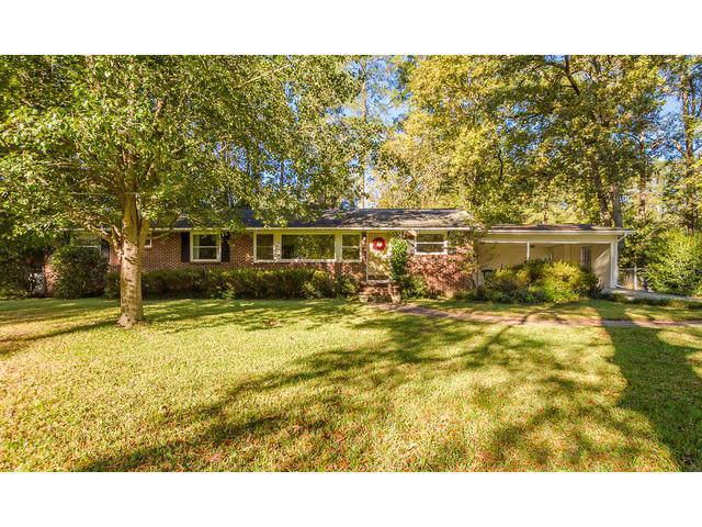 203 Warren Road, Augusta, GA 30909 (MLS #448447) :: Venus Morris Griffin   Meybohm Real Estate