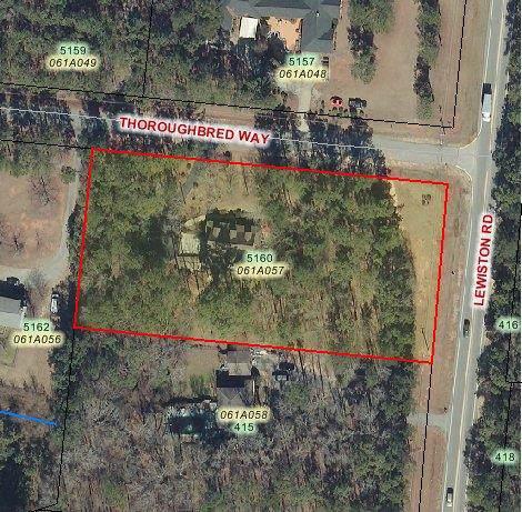 5160 Thoroughbred Way, Grovetown, GA 30813 (MLS #448474) :: Shannon Rollings Real Estate