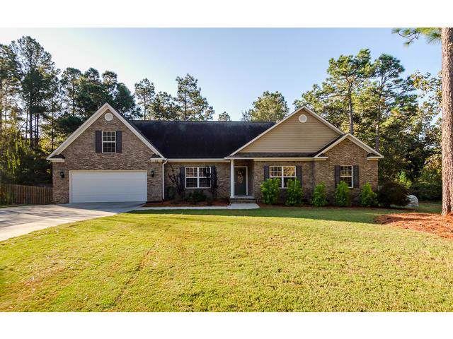 25 Summerset Court, Aiken, SC 29803 (MLS #448552) :: Young & Partners