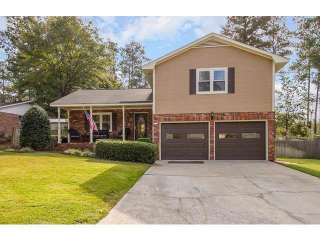 4132 Fair Oaks Road, Martinez, GA 30907 (MLS #448622) :: Venus Morris Griffin | Meybohm Real Estate