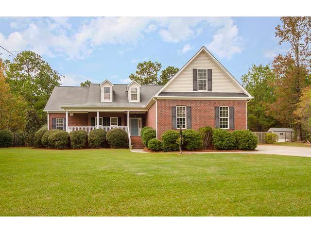 209 Wood Ridge Drive, Edgefield, SC 29824 (MLS #448635) :: Venus Morris Griffin | Meybohm Real Estate