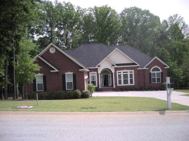 1450 Knob Hill Circle, Evans, GA 30809 (MLS #448658) :: Venus Morris Griffin | Meybohm Real Estate