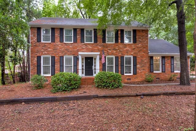 3416 Wheeler Road, Augusta, GA 30909 (MLS #448778) :: Venus Morris Griffin | Meybohm Real Estate