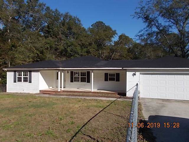 660 Cherokee Drive, North Augusta, SC 29841 (MLS #448828) :: Shannon Rollings Real Estate