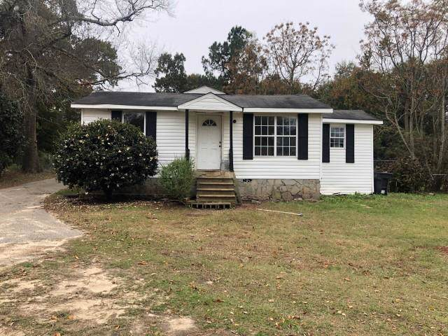 1652 Brown Road, Hephzibah, GA 30815 (MLS #448843) :: RE/MAX River Realty