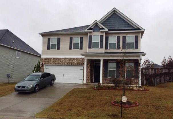 2161 Grove Landing Way, Grovetown, GA 30813 (MLS #448874) :: Shannon Rollings Real Estate