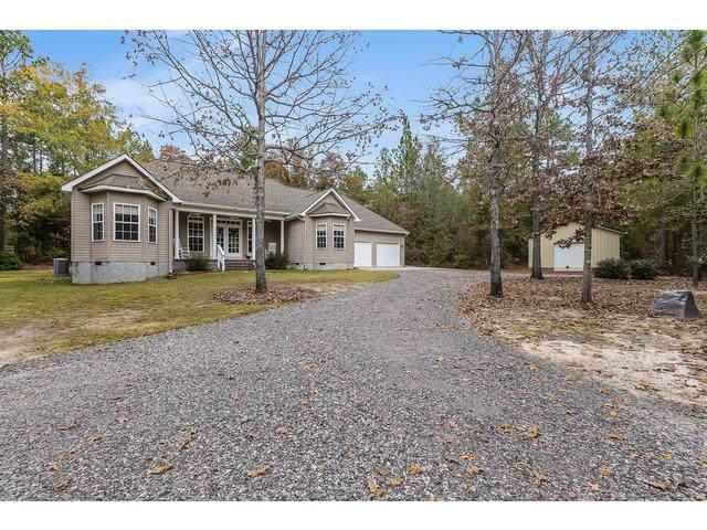 1282 Clayton Road, Ridge Spring, SC 29129 (MLS #448951) :: RE/MAX River Realty