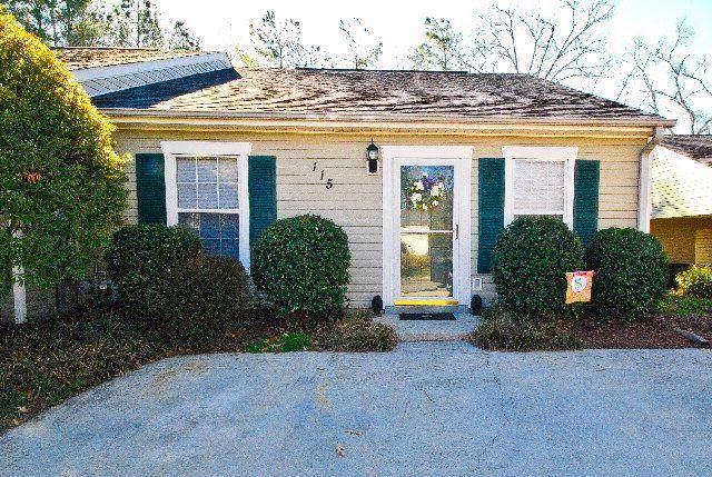 115 Single Tree Lane, Aiken, SC 29803 (MLS #449053) :: Young & Partners