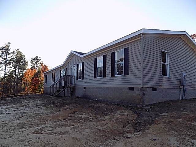 335 Outing Club Road, Aiken, SC 29801 (MLS #449227) :: Young & Partners
