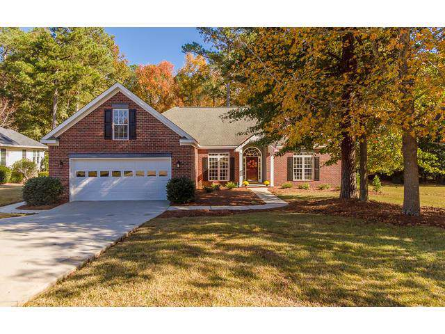 208 Andrews Branch Road, North Augusta, SC 29860 (MLS #449236) :: Melton Realty Partners