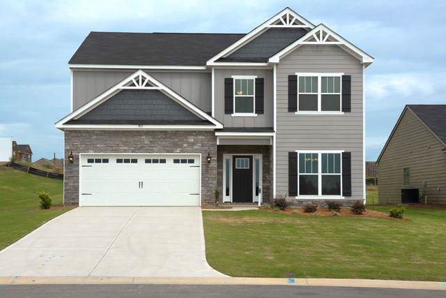 980 Burlington Drive, Augusta, GA 30909 (MLS #449333) :: Shannon Rollings Real Estate