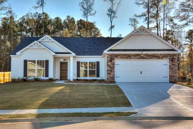 1020 Burlington Drive, Augusta, GA 30909 (MLS #449338) :: Shannon Rollings Real Estate