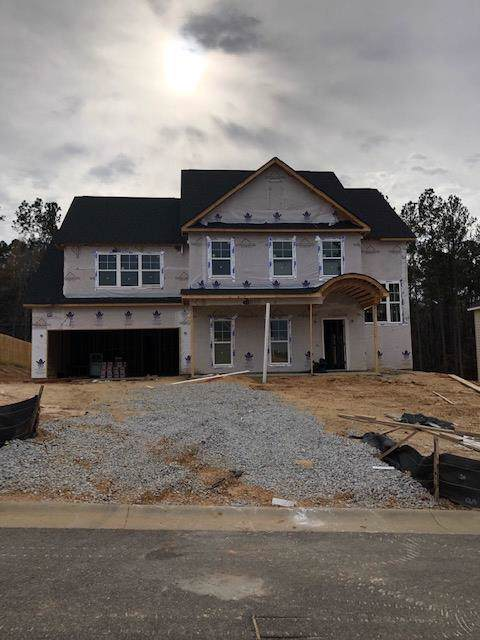 1728 Stablebridge Way, Evans, GA 30809 (MLS #449360) :: Shannon Rollings Real Estate