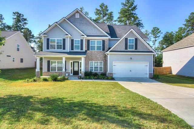 5354 Bull Street, Augusta, GA 30909 (MLS #449380) :: Shannon Rollings Real Estate