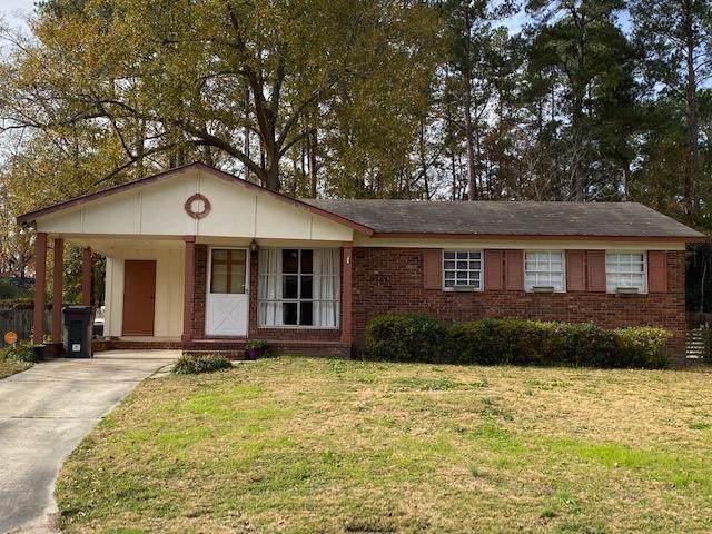 3435 Jonathan Circle, Augusta, GA 30906 (MLS #449595) :: RE/MAX River Realty