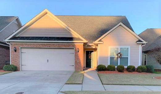 1015 Barrett Drive, Evans, GA 30809 (MLS #449610) :: Southeastern Residential