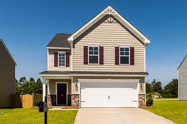 552 Count Fleet Court, Graniteville, SC 29829 (MLS #449622) :: Melton Realty Partners