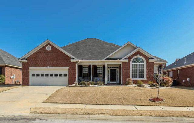1656 Jamestown Avenue, Evans, GA 30809 (MLS #449702) :: Young & Partners