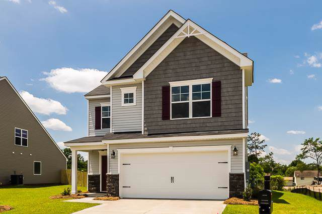 545 Count Fleet Court, Graniteville, SC 29829 (MLS #449937) :: REMAX Reinvented | Natalie Poteete Team