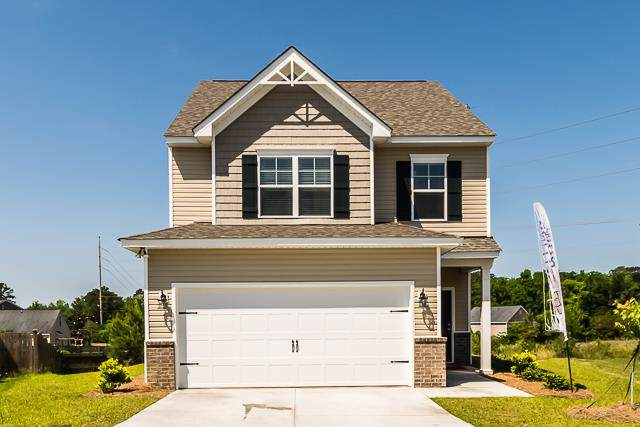 555 Count Fleet Court, Graniteville, SC 29829 (MLS #449949) :: REMAX Reinvented | Natalie Poteete Team