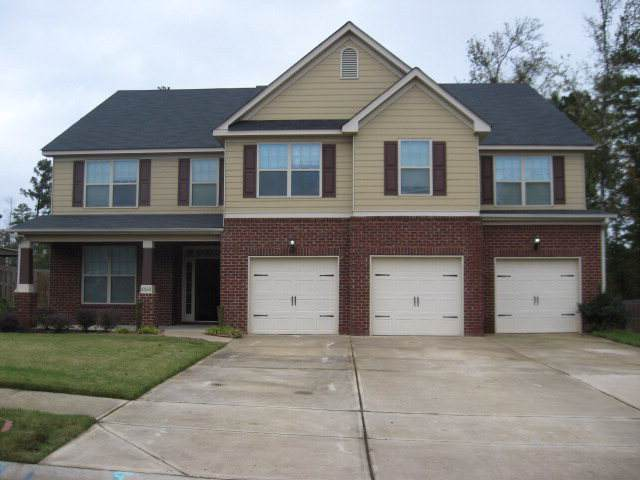 8522 Crenshaw Drive, Grovetown, GA 30813 (MLS #450000) :: Young & Partners