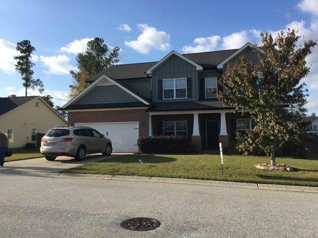 522 Capstone Way, Grovetown, GA 30813 (MLS #450110) :: Young & Partners