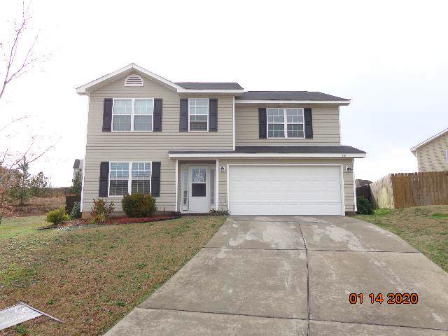 612 Natures Trail Place, Graniteville, SC 29829 (MLS #450524) :: RE/MAX River Realty