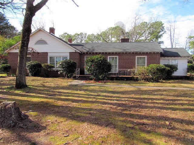 506 Augusta Street Ext, McCormick, SC 29835 (MLS #450622) :: REMAX Reinvented | Natalie Poteete Team