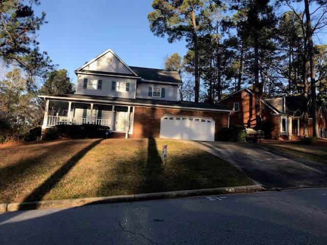 628 Chimney Hill Circle S, Evans, GA 30809 (MLS #450687) :: Melton Realty Partners