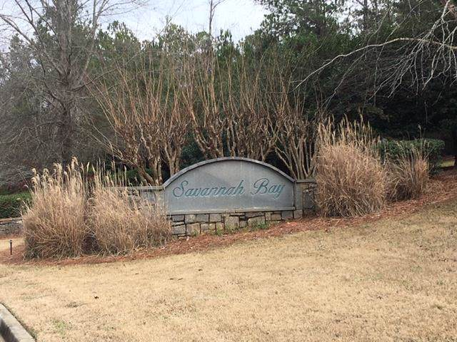Lot 44 Savannah Bay Drive Blk A, Lincolnton, GA 30817 (MLS #450752) :: Young & Partners