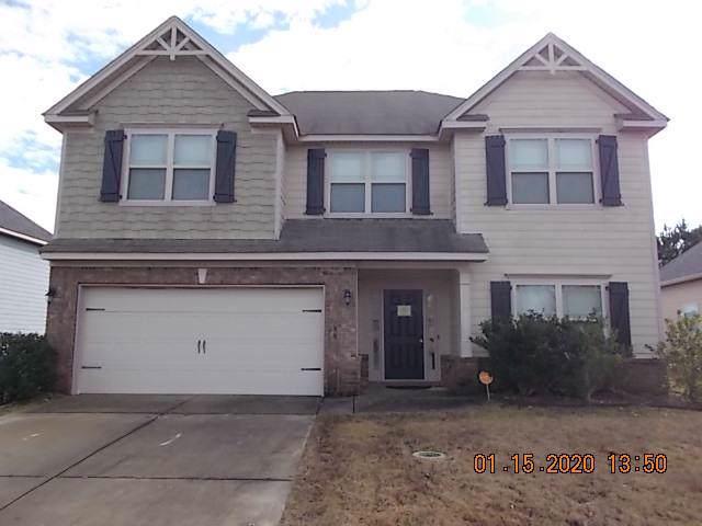 331 Brentford Avenue, Grovetown, GA 30813 (MLS #450900) :: Southeastern Residential