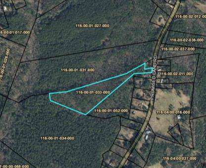 48 Promised Land Road, Edgefield, SC 29824 (MLS #450947) :: Melton Realty Partners