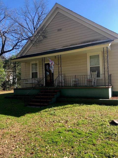 246 Railroad Street, Warrenville, SC 29851 (MLS #451050) :: Melton Realty Partners