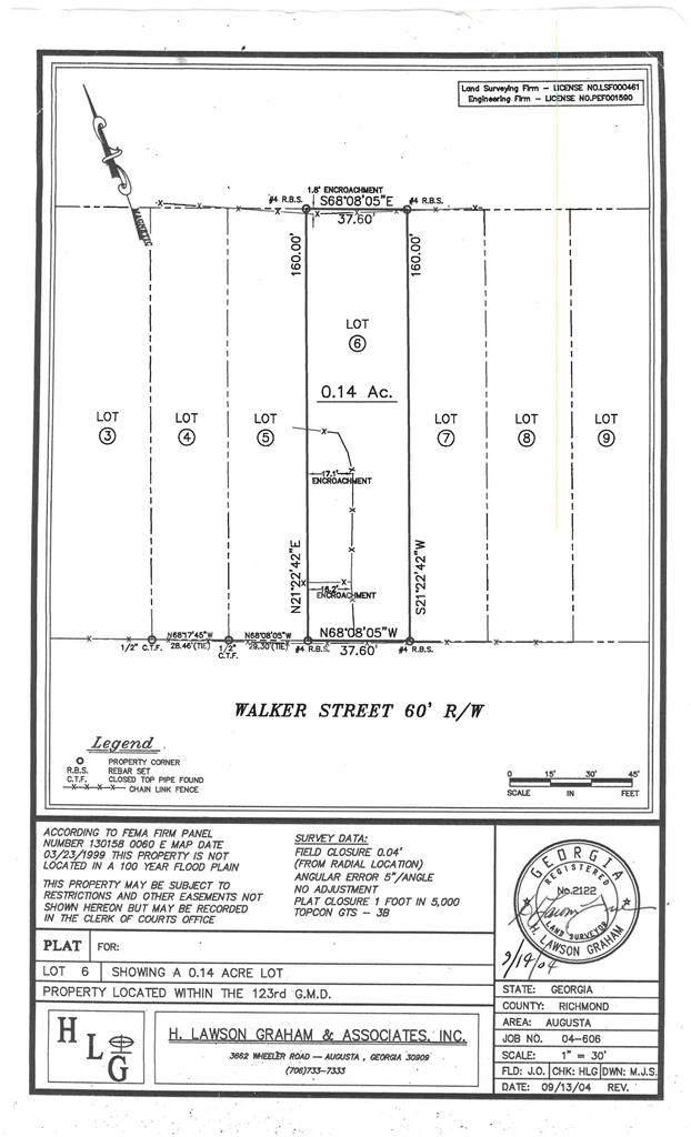 1729 Walker Street, Augusta, GA 30904 (MLS #451097) :: Shannon Rollings Real Estate