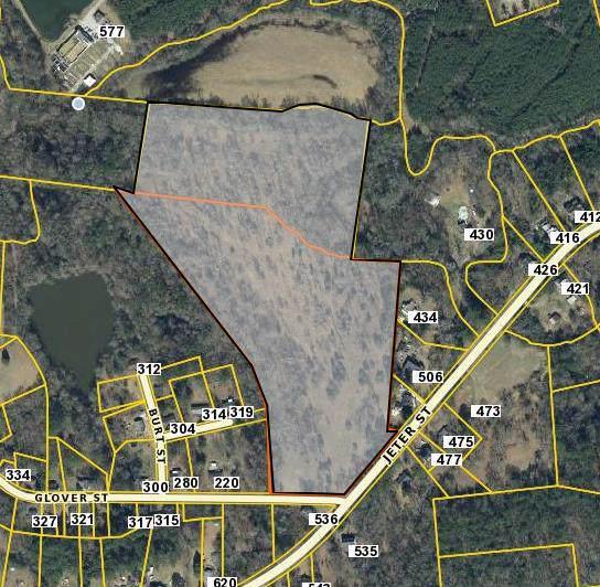 520 Jeter Street, Edgefield, SC 29824 (MLS #451163) :: Shannon Rollings Real Estate