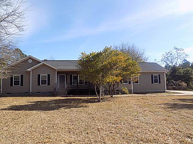 1090 Blythe Road, Blythe, GA 30805 (MLS #451312) :: Young & Partners