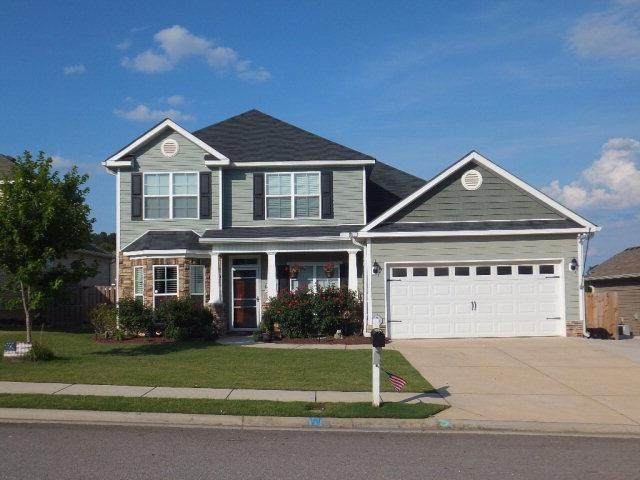 755 Whitney Pass, Evans, GA 30809 (MLS #451891) :: RE/MAX River Realty