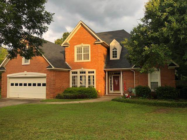 1396 Aylesbury Drive, Evans, GA 30809 (MLS #452021) :: The Starnes Group LLC
