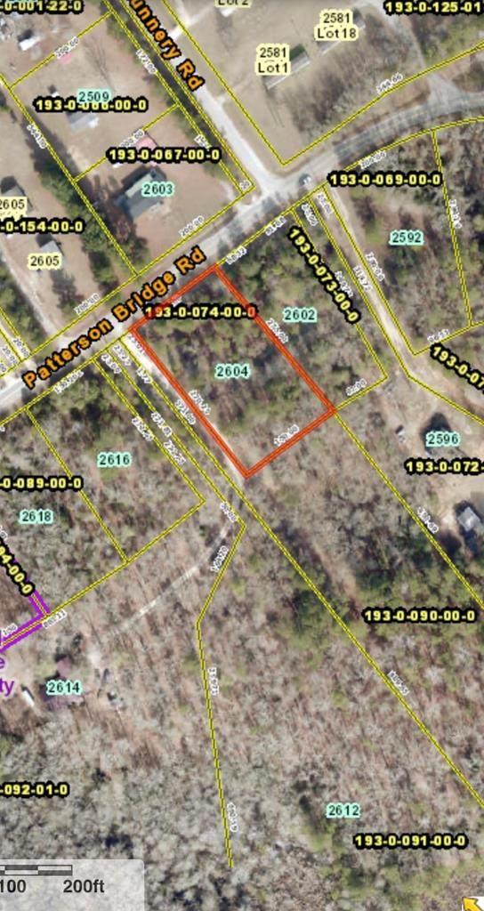 2604 Patterson Bridge Road, Hephzibah, GA 30815 (MLS #452039) :: Shannon Rollings Real Estate