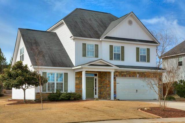 4851 High Meadows Drive, Grovetown, GA 30813 (MLS #452063) :: Young & Partners