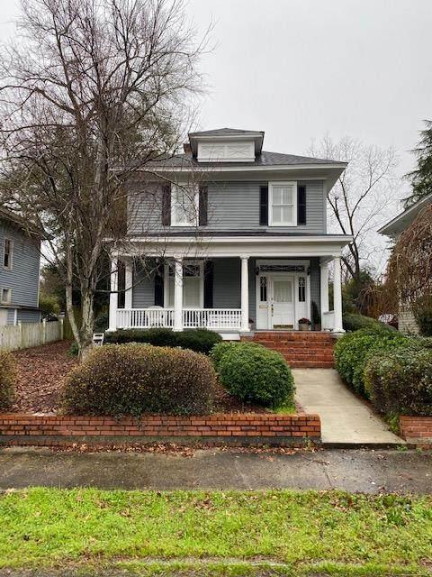 2322 Central Avenue, Augusta, GA 30906 (MLS #452177) :: REMAX Reinvented | Natalie Poteete Team