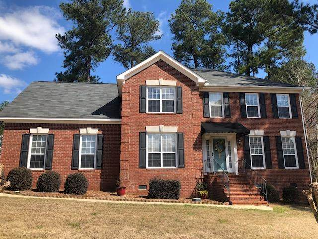 300 Bridle Path Road, North Augusta, SC 29860 (MLS #452186) :: Southeastern Residential