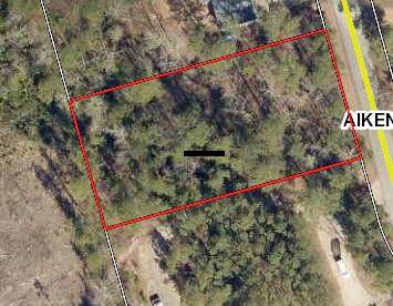 Lot 5 Coachman Drive, Aiken, SC 29803 (MLS #452315) :: RE/MAX River Realty