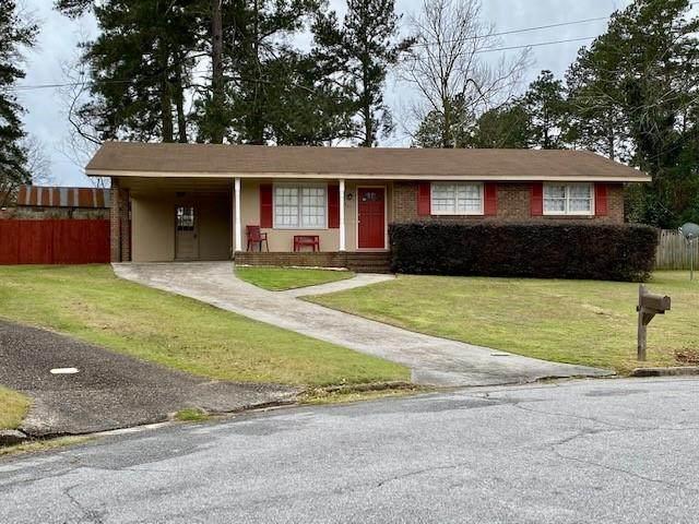 541 Hugh Court, North Augusta, SC 29841 (MLS #452381) :: REMAX Reinvented | Natalie Poteete Team