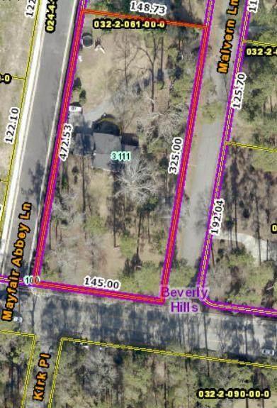 3111 Walton Way Ext, Augusta, GA 30909 (MLS #452641) :: REMAX Reinvented   Natalie Poteete Team