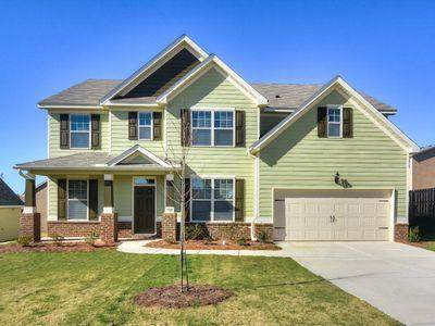 1505 Driftwood Lane, Grovetown, GA 30813 (MLS #452698) :: REMAX Reinvented | Natalie Poteete Team